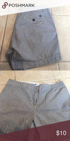 Izod shorts 12 Pinstriped blue Izod shorts Izod Shorts