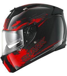 Shark Speed-R Duke black/red