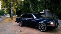 Volvo 244 GLT #VolvoForLife