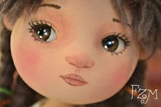 Doll face detail....(up close on beauty! wow!)...