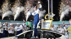 NASCAR Race Mom: Back-2-Back, Bad Brad & Roush Yates Engines!