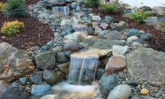 Small Cement Pump YouTube | Pondless Water Features