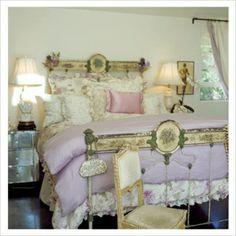 30 schäbige Schlafzimmer Dekorationsideen - http://wohnideenn.de/schlafzimmer/09/schabige-schlafzimmer-dekorationsideen.html #Schlafzimmer