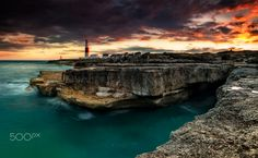 Sun Melts Into Thunder by The Narratographer on 500px