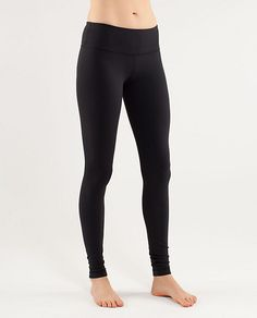 Lululemon Wunder Under Pant. Love my lulu lemon leggings for comfort and style. One of my must have products for an active day.