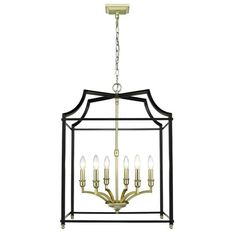 Image result for satin brass and black pendant