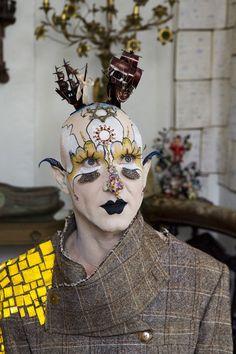 Steven Cohen Sphincterography : The Tour – Johannesburg • Arts plastiques & Performance | FESTIVAL D'AUTOMNE A PARIS