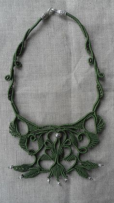 collana verde intera | Flickr - Photo Sharing!