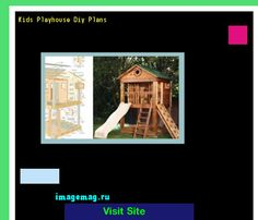 Kids Playhouse Diy Plans 121528 - The Best Image Search