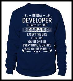 Being a Developer is Easy (*Partner Link)