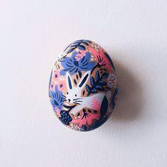 Anna Bond Easter egg