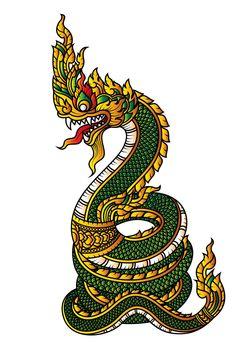 Khmer Tattoo, Thai Tattoo, Thailand Tattoo, Thailand Art, Dragon Koi Tattoo Design, Hanuman Tattoo, Creature Picture, Sak Yant Tattoo, Circular Logo