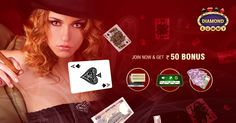 #DiamondRummy Join now to Play Online Rummy and Get Rs 50 Bonus. 100% Deposit Bonus is assured.Sign up now. Website:https://www.diamondrummy.com
