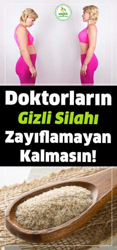 Doktorların Bilinmeyen Zayıflama Yöntemi With this slimming method of an important doctor, you will easily get rid of your weight. Read our article to the end what you say this method my weight loss # # # Diet And Nutrition, Holistic Nutrition, Kids Nutrition, Fitness Nutrition, Herbal Remedies, Natural Remedies, Mousse Fruit, Smoothie, Hiit