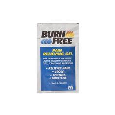 BURNFREE® Single Dose .125 oz Packet - First Aid Kits & Supplies - Essential Gear