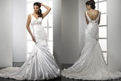 Maggie Sottero Adorae Louise  Wedding Dress on Sale 74% Off