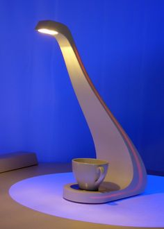 Lamp Design Contest At ZONA TORTONA Using HI MACS® Design: Florian  Tolksdorf