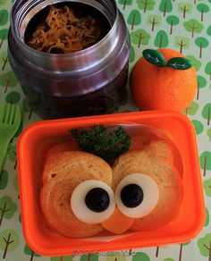 Chili with Garlicky Owl Croissants | Flickr - Photo Sharing!