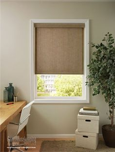 Create a style that's all your own with the new line of Good Housekeeping roller shades. This collection features colors and patterns only available through Good Housekeeping Blinds and Shades. Bathroom Window Treatments, Custom Window Treatments, Window Cornices, Window Coverings, Window Blinds, House Blinds, Blinds For Windows, Wooden Cornice, Bamboo Blinds
