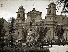 Notre Dame, Cathedral, Building, Travel, Eyes, Colombia, Cities, Viajes, Buildings