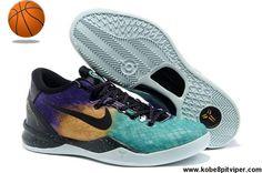 Fashion Womens Nike Kobe 8 Easter Basketball Shoes Shop