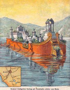 Caligula's Nemi Ship