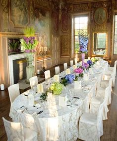 Table decor on pinterest centerpieces floral design and for Wedding ideas for small weddings