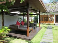 Tropische - Aziatische - Bali - Tuin - Tropical - Asian - Garden - Indo - Indonesie - Indonesia <3 Bali inspired garden!
