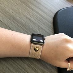 Apple Watch Elastic watch band for Apple Watch Fitbit | Etsy Active Watch, Apple Watch Wristbands, Gear S3 Frontier, Samsung Device, Greater Good, Heart Of Gold, Gold Bands, Gold Watch, Watch Bands