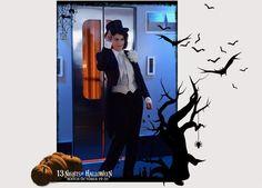 Sneak Peek of Paige in the Pretty Little Liars Halloween Special!