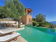 Villa Pisti Sivota, Lefkas , Greece