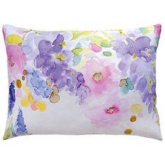 Buy bluebellgray Wisteria Cushion, Multi Online at johnlewis.com