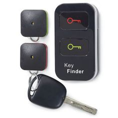 Wireless Key Finder - Pest Control, Household Gadgets, Outdoor Solutions, Home and Garden Problem Solutions   Whatever Works