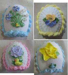 Bunnies Best Panoramic  sugar egg for Easter by iloveprisims, $12.00