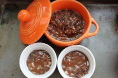 MADE: Pieces For Reese: 18 inch Doll: Polymer Clay Beef Pot Roast OR Beef Stew
