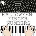 Looking+for+a+fun+way+to+reinforce+finger+numbers? This+Halloween+finger+number+matching+game+is+perfect+for+your+Halloween+piano+lessons!+Easy+to+...