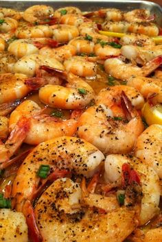 Dream Home Cooking Girl: Aren't these shrimp gorgeous?! Wait till you eat 'em :) The BEST part is dipping French bread in the sauce!
