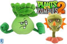 Plants Vs. Zombies 2: Snap Dragon Plush