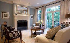 Timeless living room