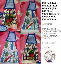 Palli y sus bordados: Nueva Página: En la cocina