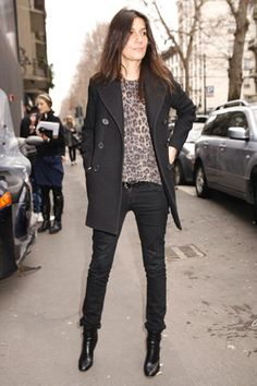 the girl with the messy hair.: j'adore emanuelle alt
