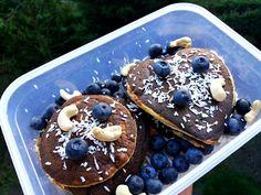 Nati jest fit!: 8 pomysłów na zdrowe drugie śniadanie do szkoły / pracy Healthy Eating, Healthy Food, Food Design, Pudding, Nutrition, Healthy Recipes, Lunch Boxes, Snacks, Chicken