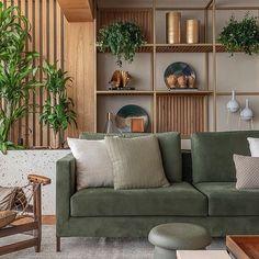 Home Living Room, Living Room Decor, Decor Interior Design, Interior Decorating, Diy Design, Estilo Interior, Sala Grande, Contemporary Interior, Contemporary Living Room Designs