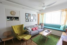 http://theitsybits.blogspot.sg/search/label/HDB I like how colourful it is and def the window bench!!