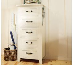 Stratton Tower Dresser | Pottery Barn