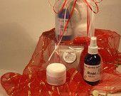 Rose Bath and Body Gift Box