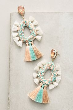 Shop the Sorbet Fringe Drop Earrings and more Anthropologie at Anthropologie today. Read customer reviews, discover product details and more.