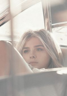 Chloë Moretz for 'Coach, the fragrance'