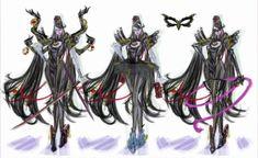 Bayonetta Concept