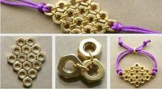 DIY Most Fashionable Hollow Gold Beads Bracelet | DIY Fashion List